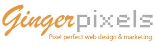 Ginger Pixels Logo